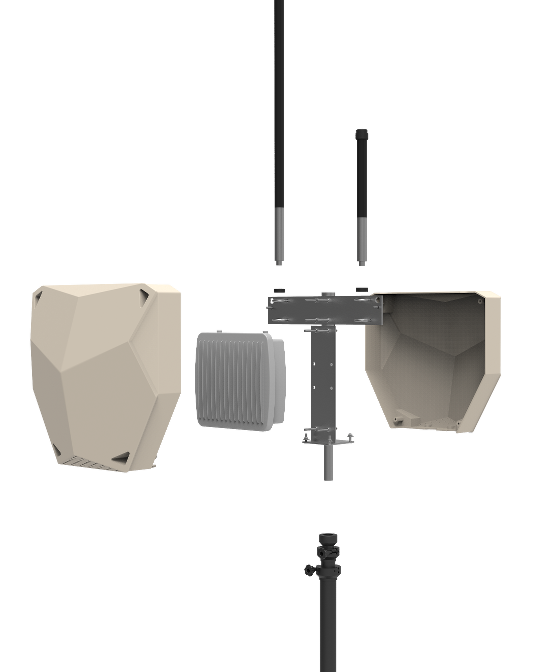 CERBAIR antenna